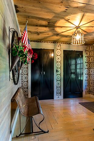 Custom Entry Doors - Custom Interior Doors - Custom Woodworking
