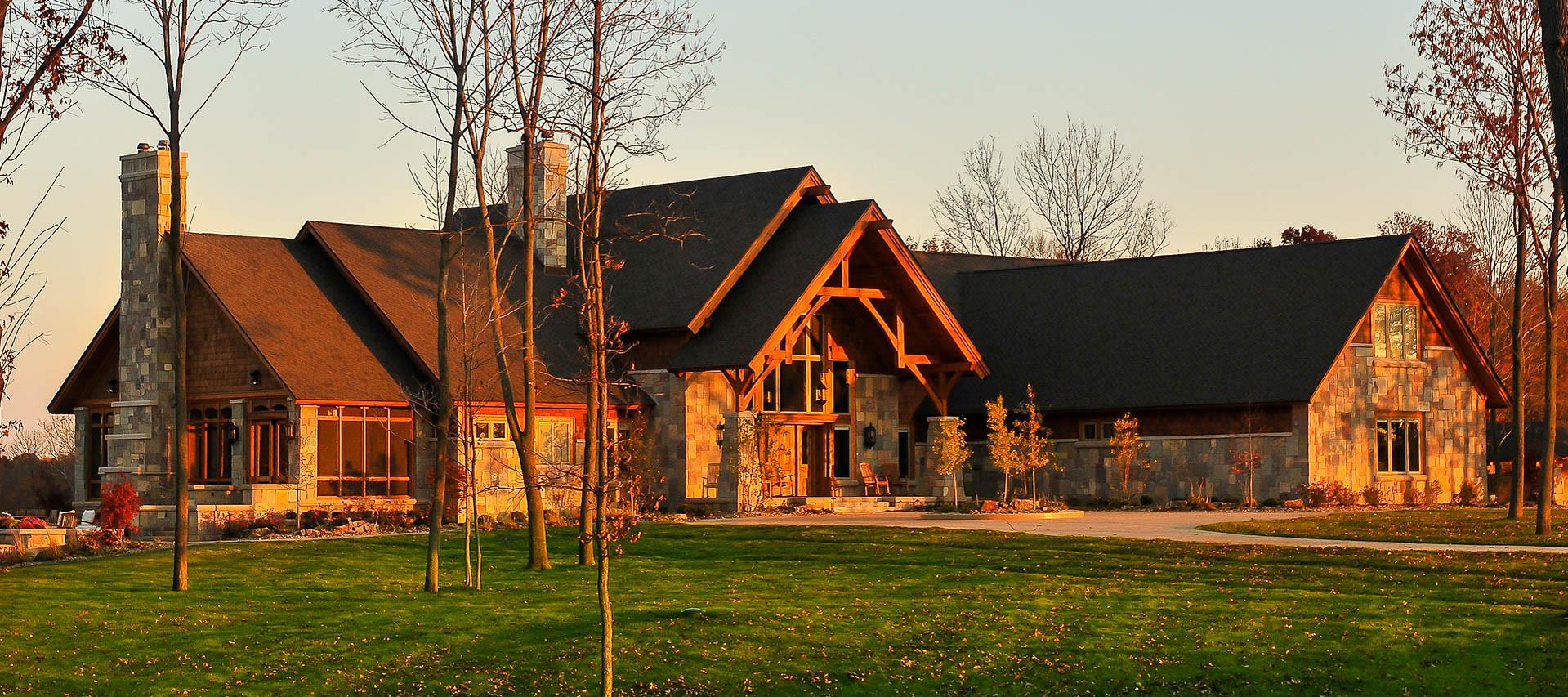 Custom Home slider Terre Haute, Indiana